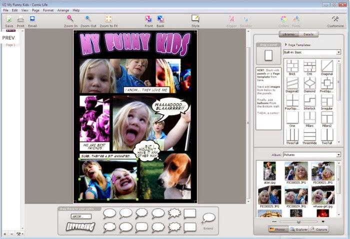 Comic Life 3.0.4 Full Patch