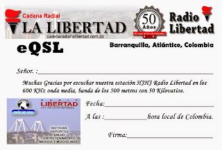600 Radio Libertad