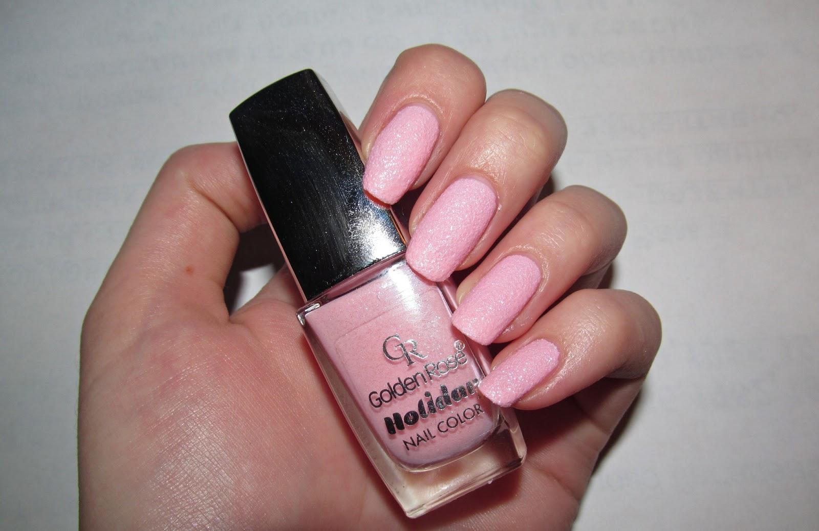 Лак для ногтей холи розе