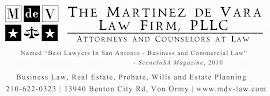 The Martinez de Vara Law Firm