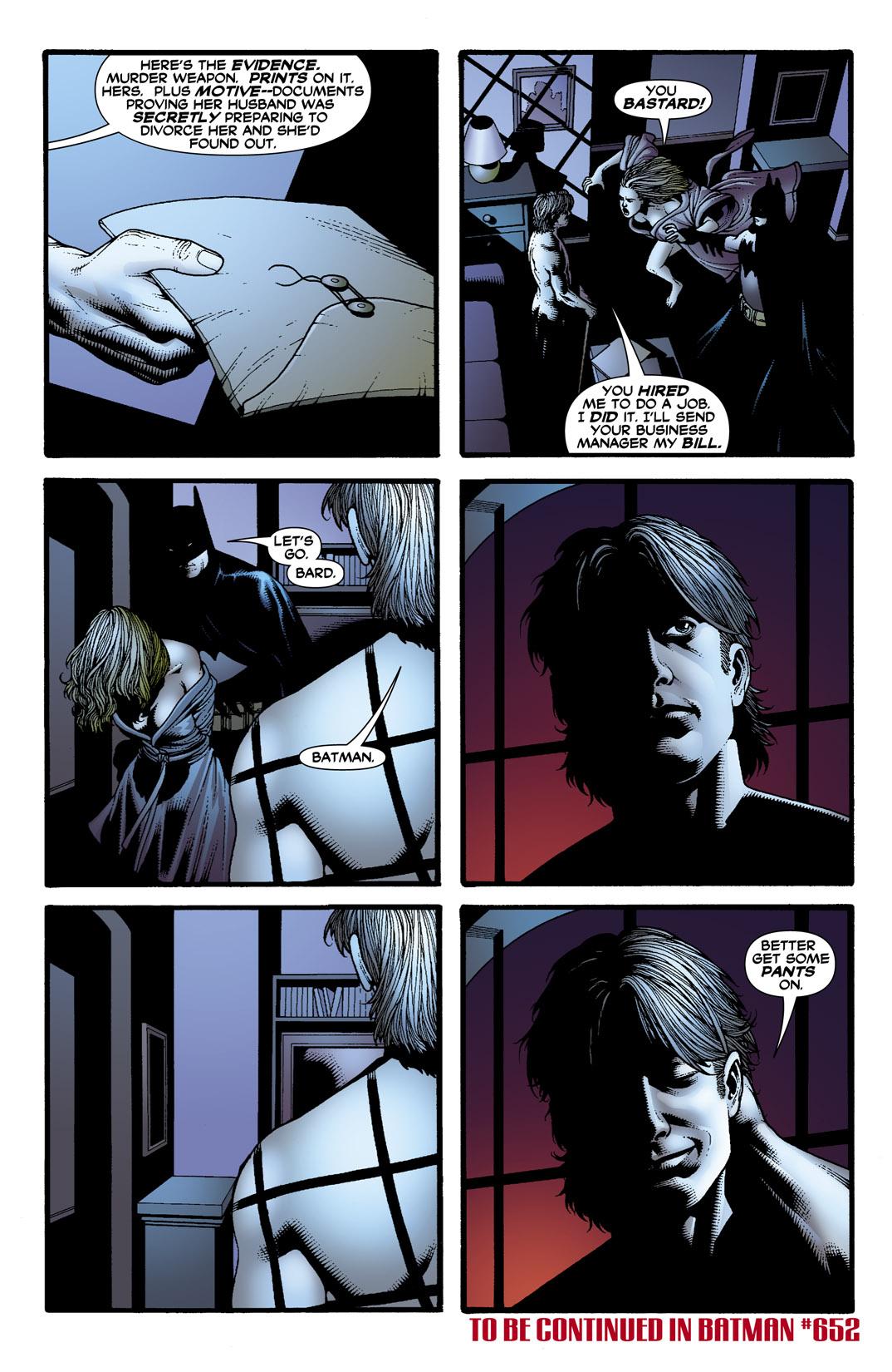 Detective Comics (1937) 818 Page 22