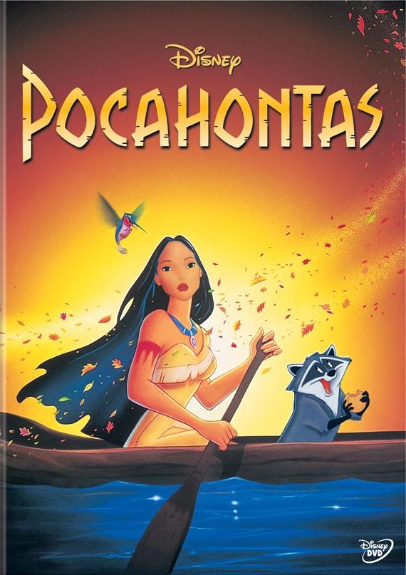 Pocahontas – Dublado (1995)