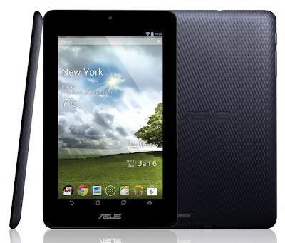 harga asus memopad, spesifikasi dan fitur tablet murah memopad, tablet android asus terbaru, gambar tablet memopad