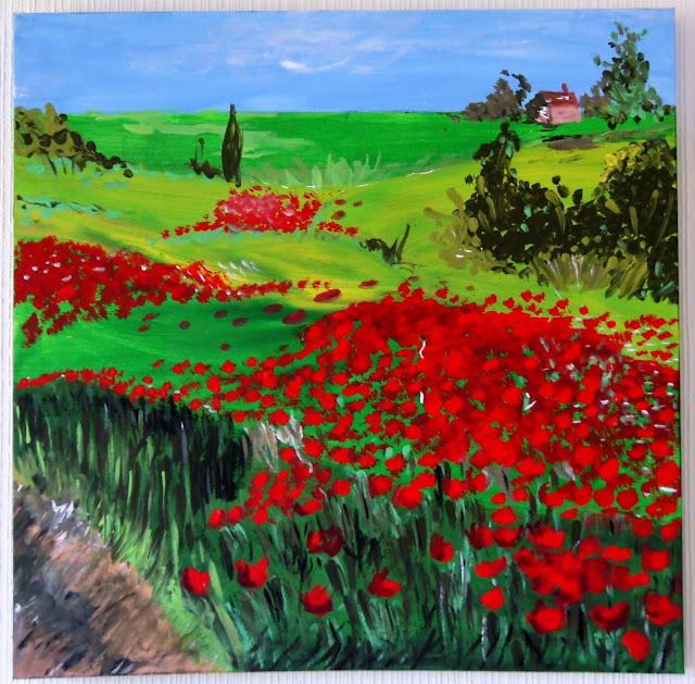 Pintura Susana Iglesias