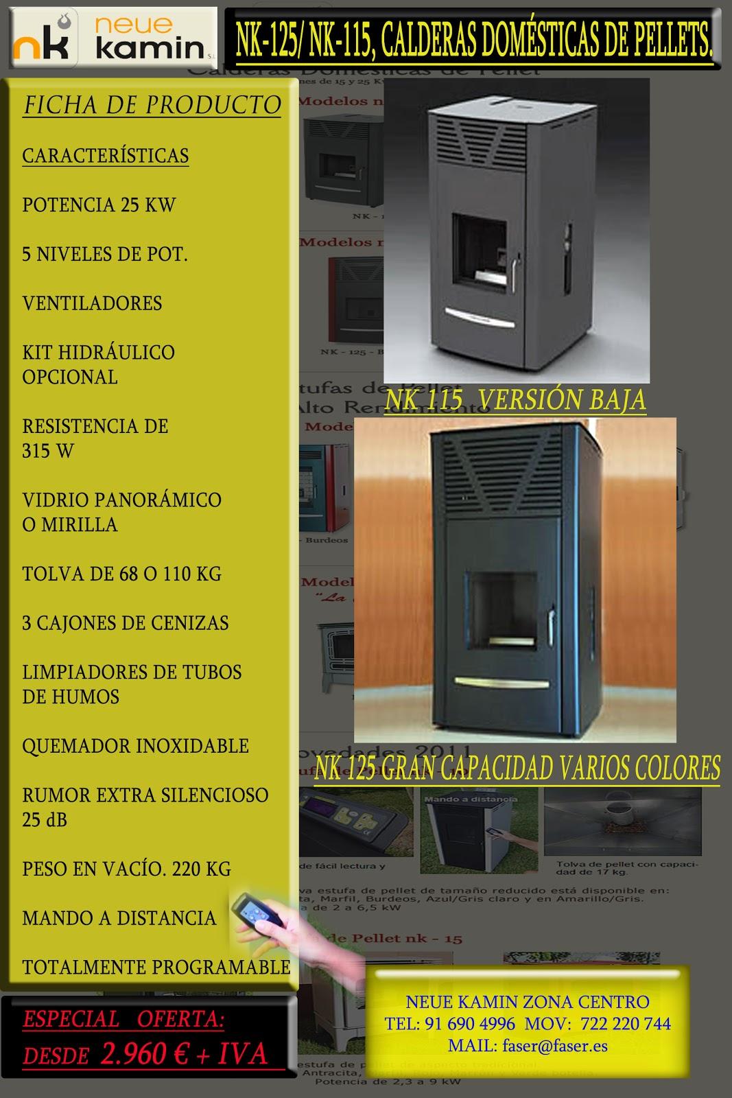 Biomasa para calefacci n calefacci n por pellets - Calefaccion por pellets ...