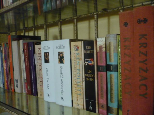 Czytam,czytam,czytam bo czytając żyje się wielokrotnie.