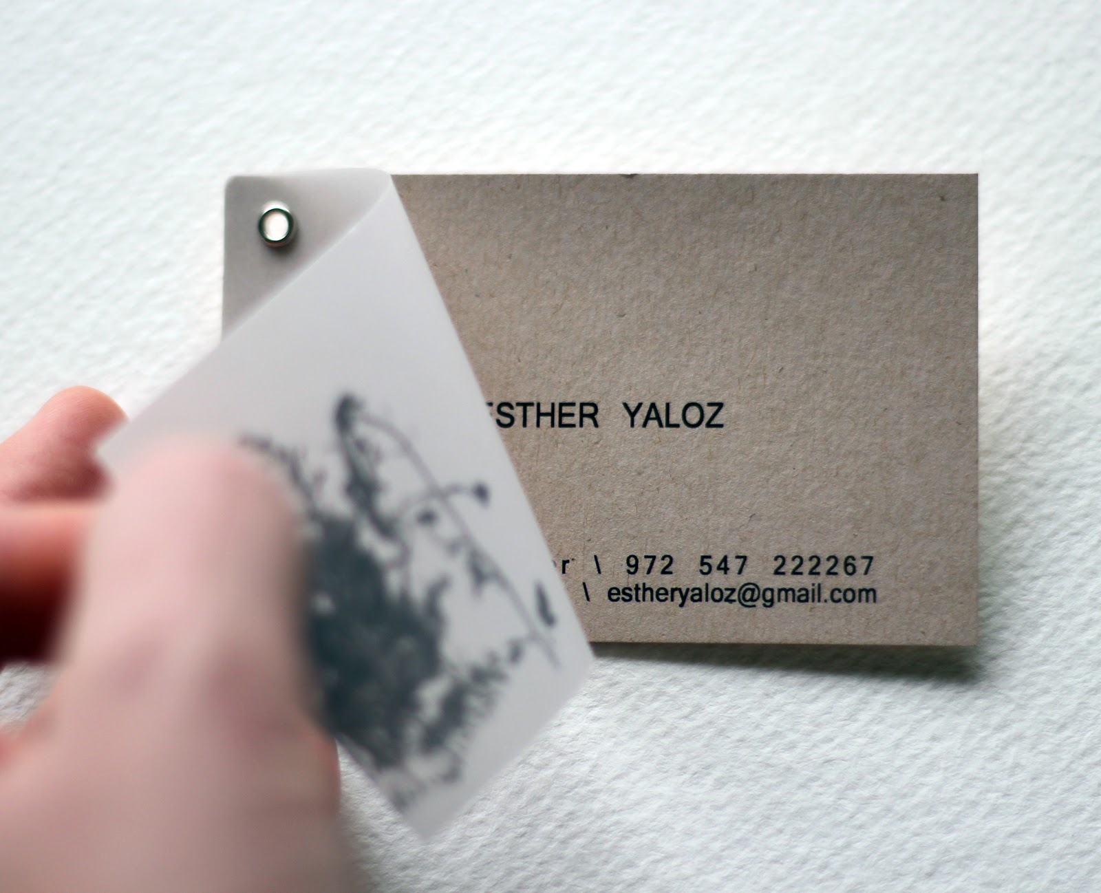 Textile design textileme esther yaloz my business card my business card colourmoves