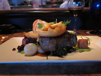 Filet Mignon at Boulevard San Francisco