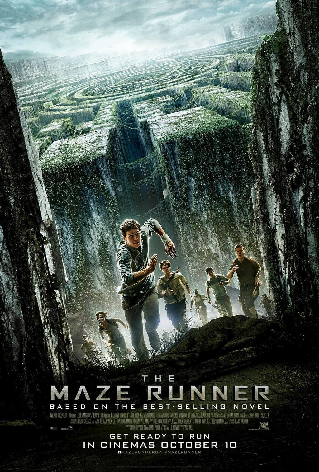 The Maze Runner 2014