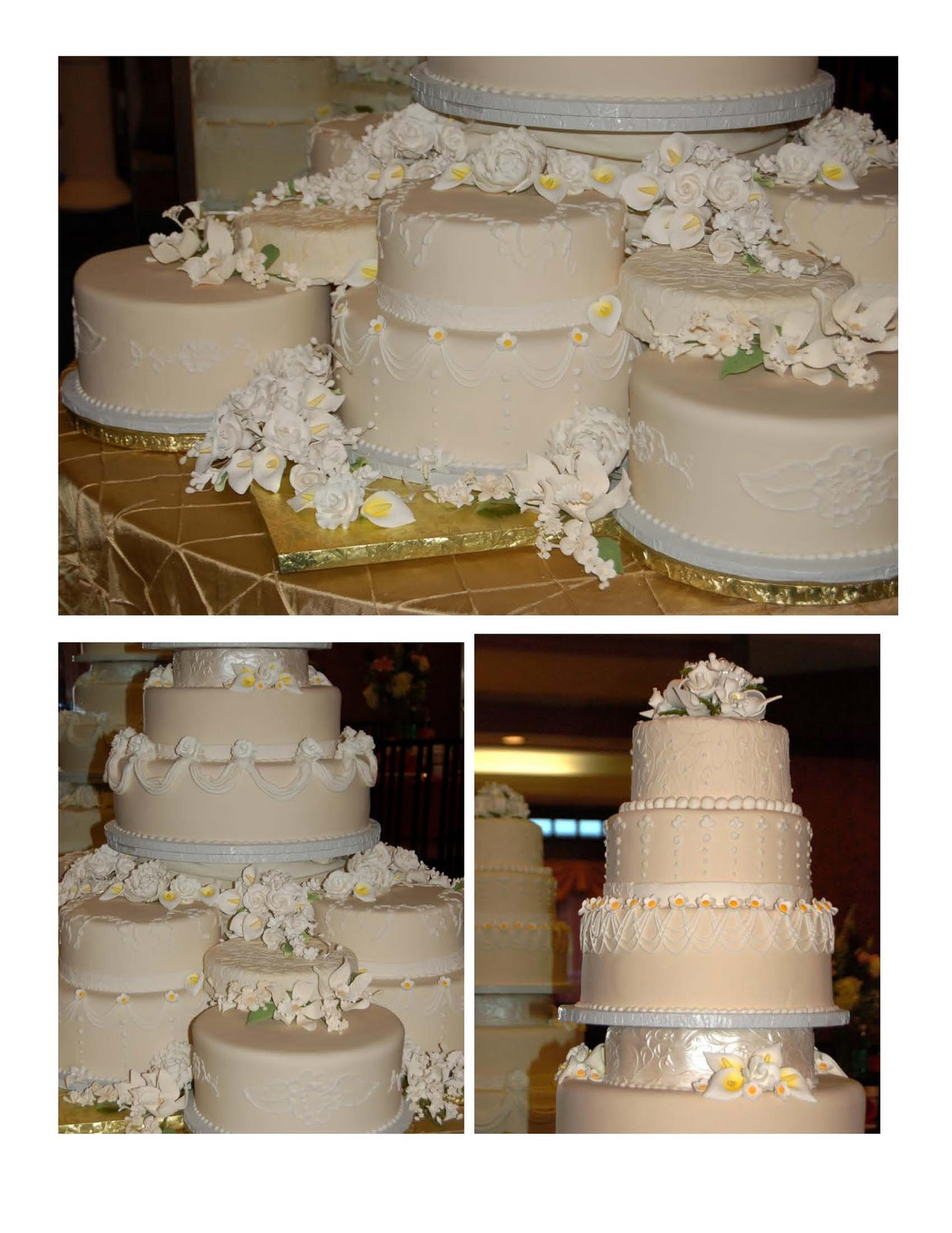 Wedding Cake Structure Designs submited images