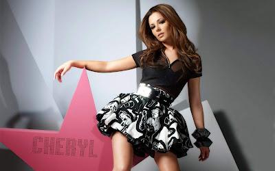 Cheryl Cole 2012 Desktop Wallpaper