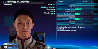 La personalización de personajes, una de las mejores características del juego.