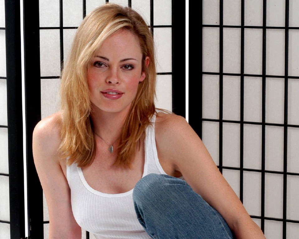 Chandra West nude 179