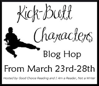 Kick-Butt Character Blog Hop Giveaway Winner!!!