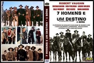 7 HOMENS E UM DESTINO - SÉRIE DE TV