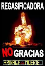NO a la Regasificadora en Arinaga