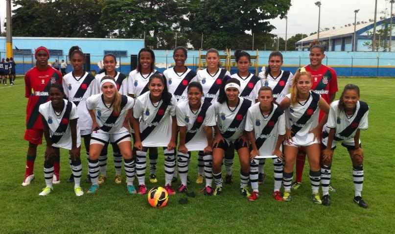 Meninas do Sub-20 venceram dois amistosos na última quinta-feira 380a96130f401