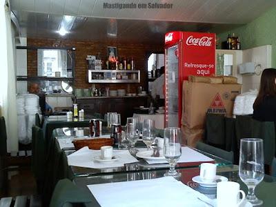 Restaurante Torremolinos: Ambiente