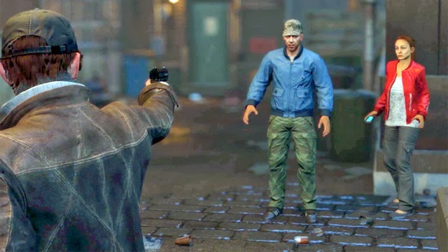 Watch Dogs Behind Scene