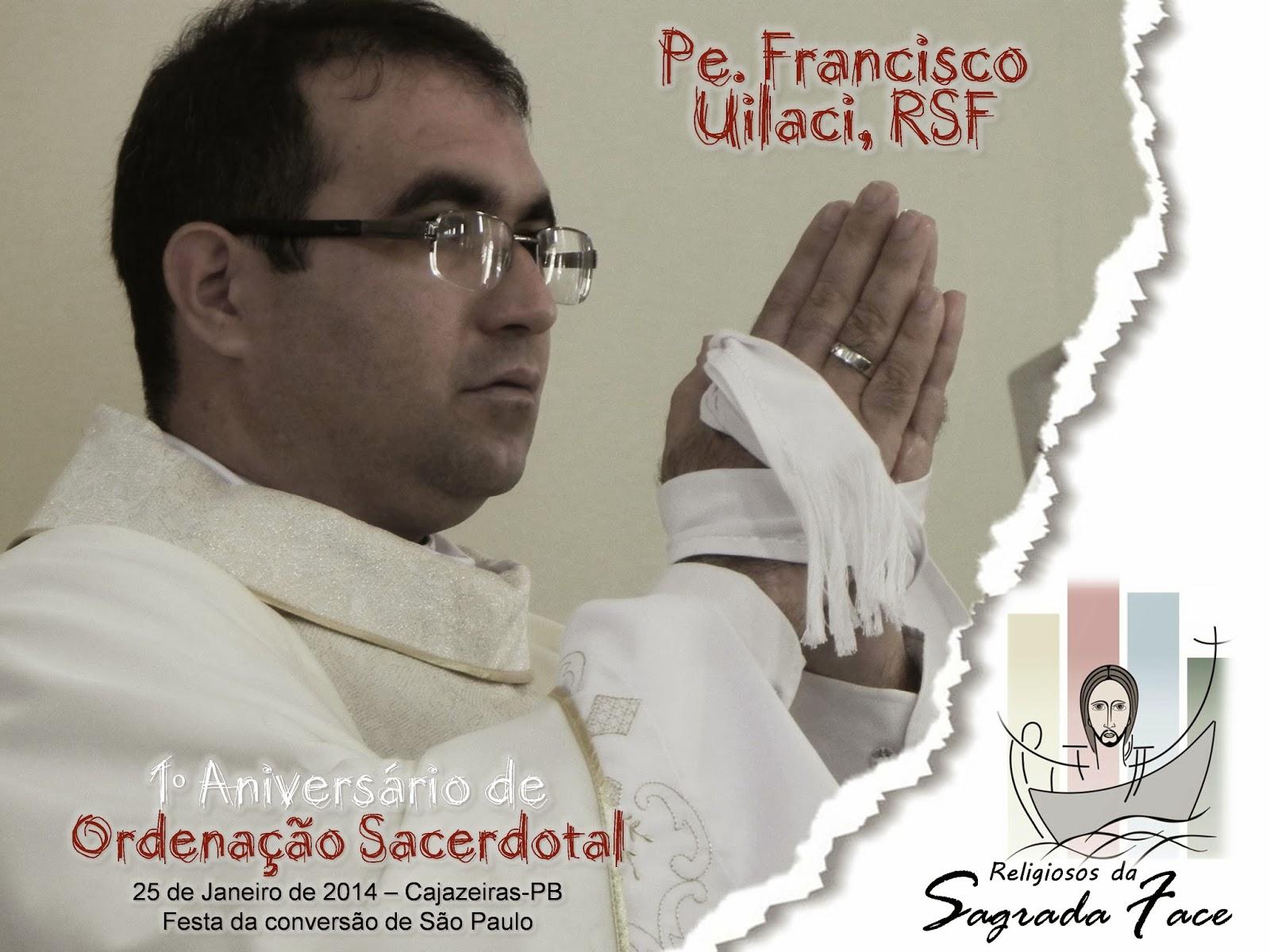 RELIGIOSO DA SAGRADA FACE