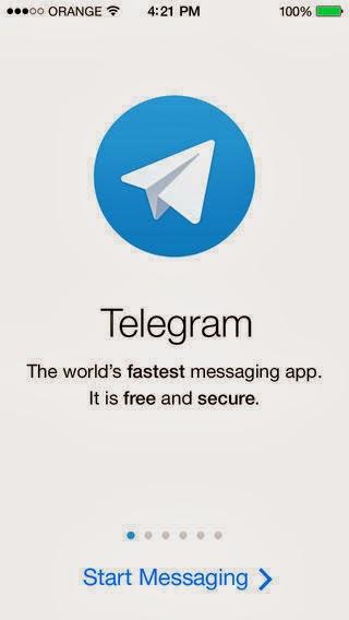 Telegram For iPhone and iPad
