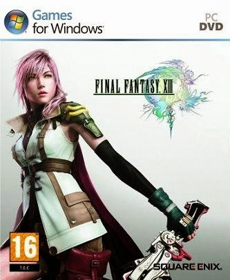 Final Fantasy XIII (2014) Worldfree4u - Free Download PC Game