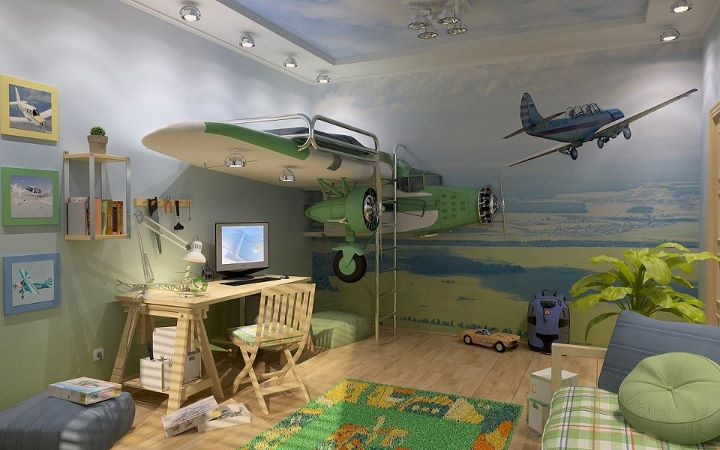 Ms jessica 39 s wild ride coolest room ever for Coolest bedrooms ever