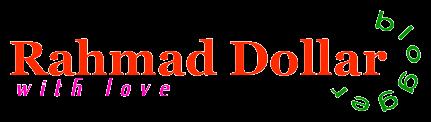 Rahmad Dollar Blogger