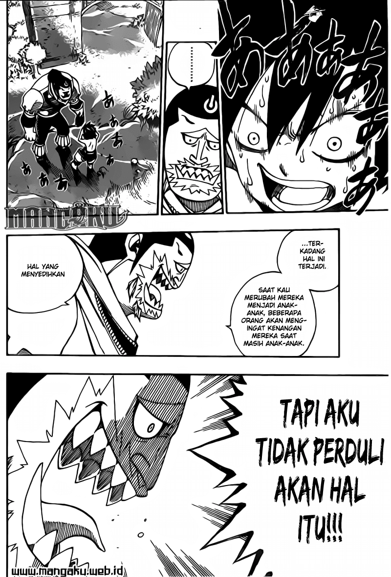 Komik Fairy Tail Chapter 348 gambar 16