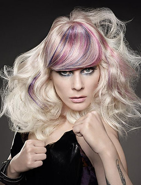long hairstyles with, haircuts and colors, long hairstyles and colors, long hairstyles 2012 for women, Hair Styles, Long hairstyles with many colors