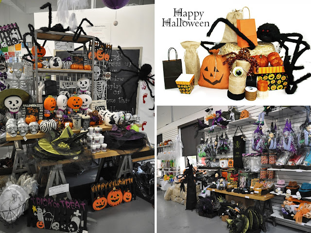 shop at creativebag.com for all of your Halloween packaging supplies