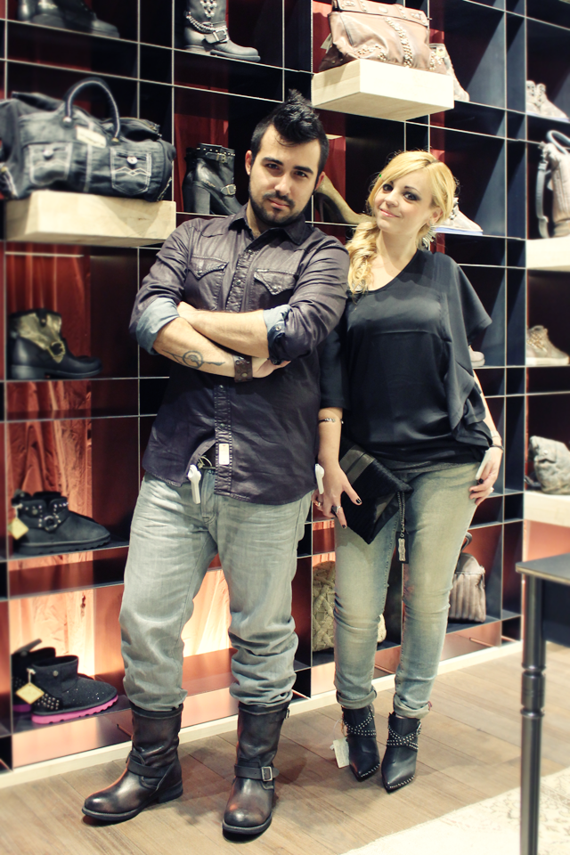 Replay, Fashion blogger, Guy Overboard
