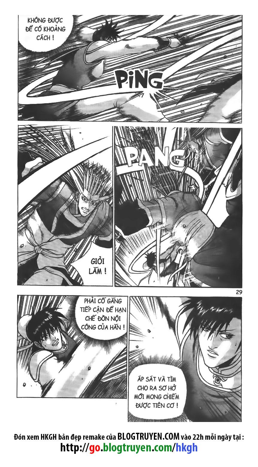 Hiệp Khách Giang Hồ chap 223 Trang 3 - Mangak.info