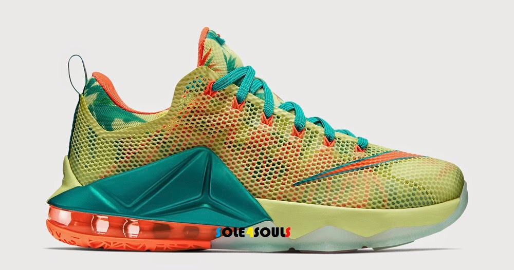 Nike LeBron 12 Low PRM EP LeBronold Palmer. For Sale : PRE - ORDER Size :  US 7,7.5,8,8.5,9,9.5,10,10.5,11,13. Condition :Brand New With Box