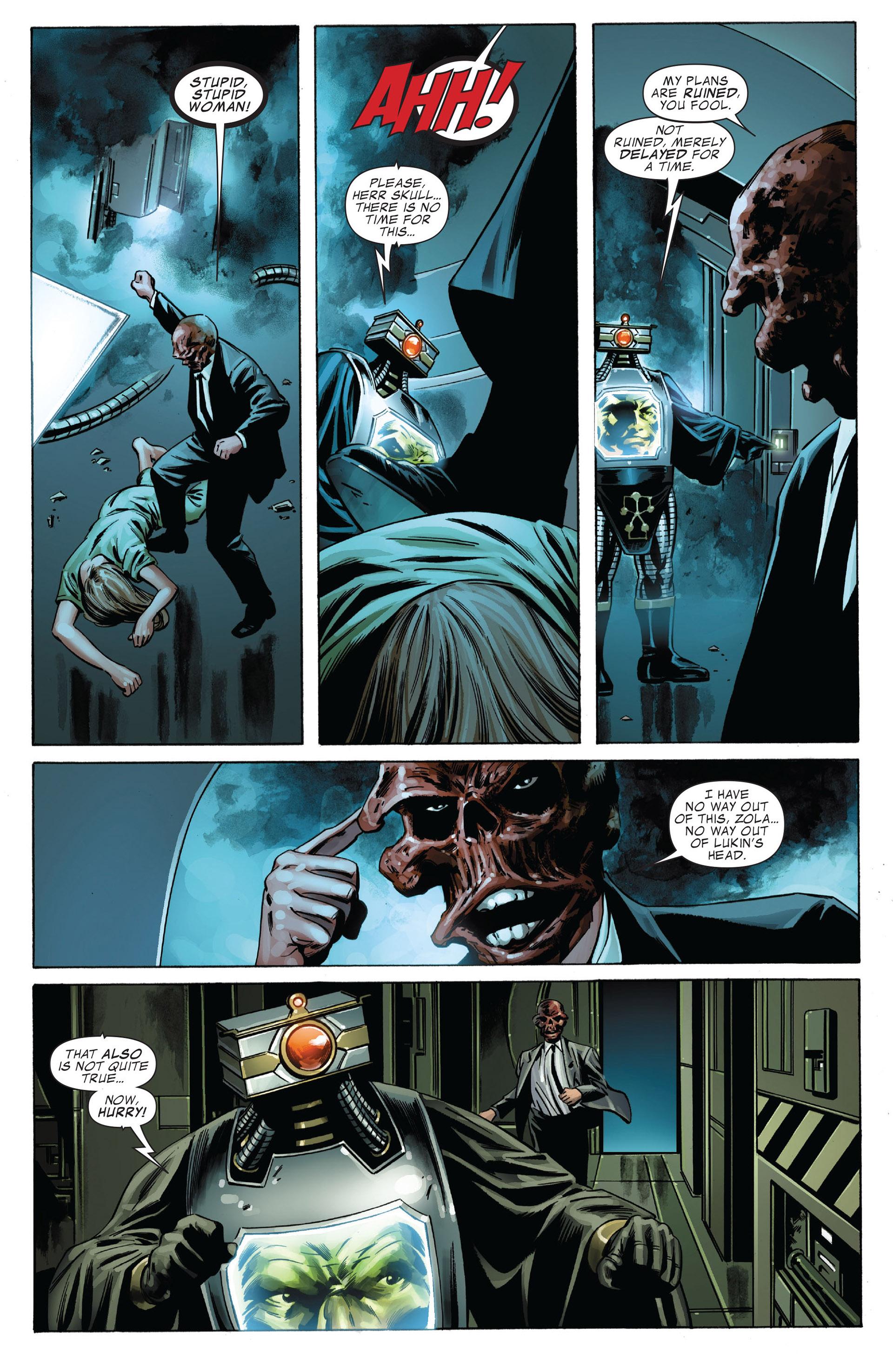 Captain America (2005) Issue #42 #42 - English 13
