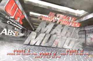 UFC: Mark Munoz, The Ultimate Pinoy Fighter Part 3 (ABS-CBN) July 14, 2012