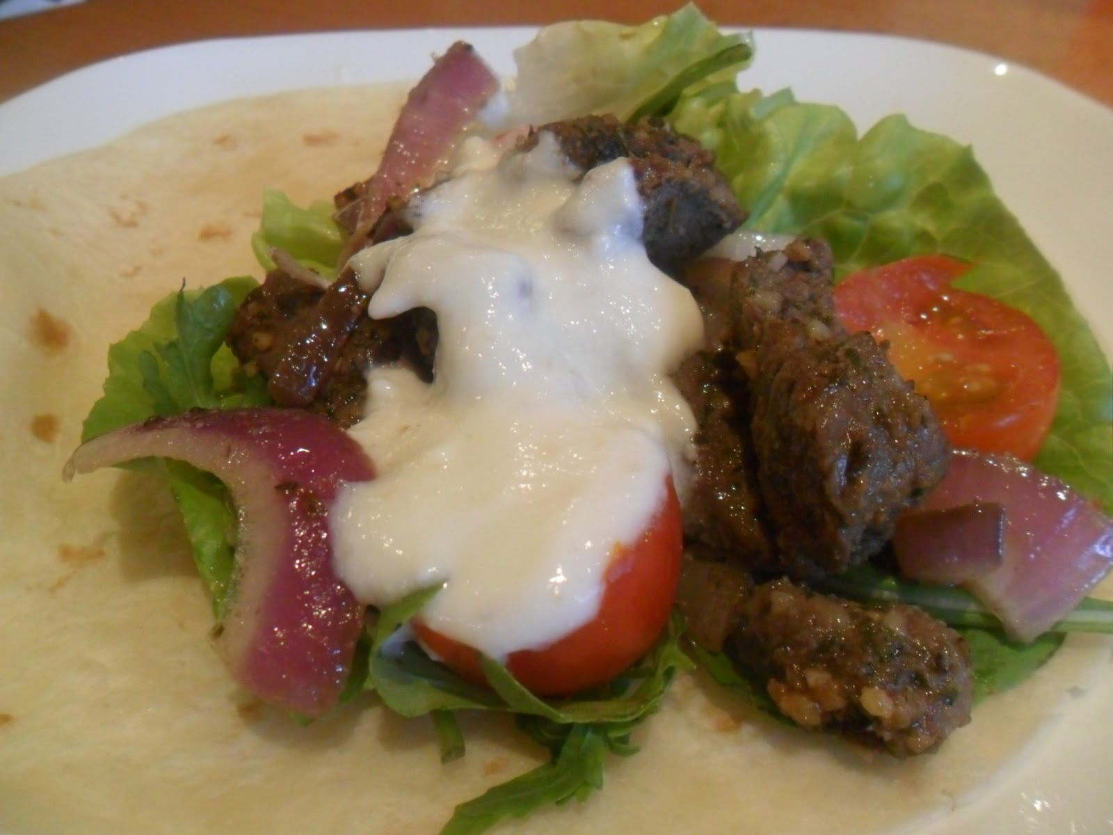 Lamb Souvlaki Recipe — Dishmaps