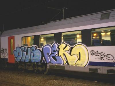 graffiti deus