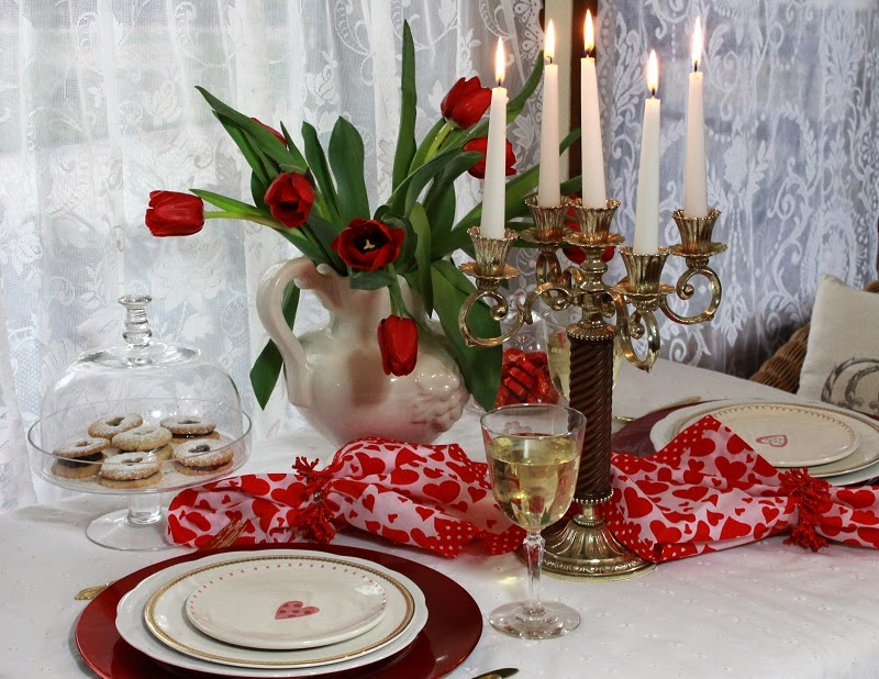 My cozy corner valentine inspiration for Valentine s day meals to cook together