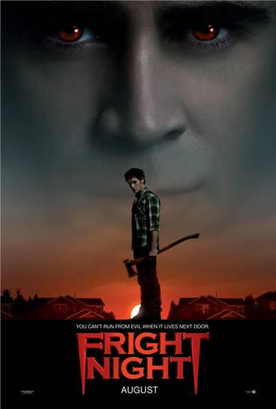 Noche De Miedo [Fright Night] DVDR Menu Full Latino ISO NTSC Descargar