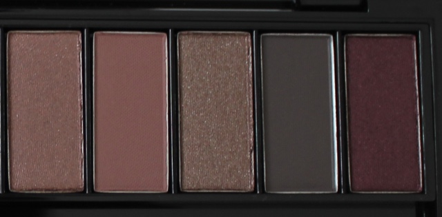 loreal color riche nude palette