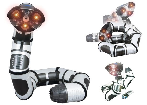 ma passion la technologie wowwee l 39 univers robotique ludique. Black Bedroom Furniture Sets. Home Design Ideas