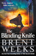 The Blinding Knife (Lightbringer: Book 2) by Brent Weeks