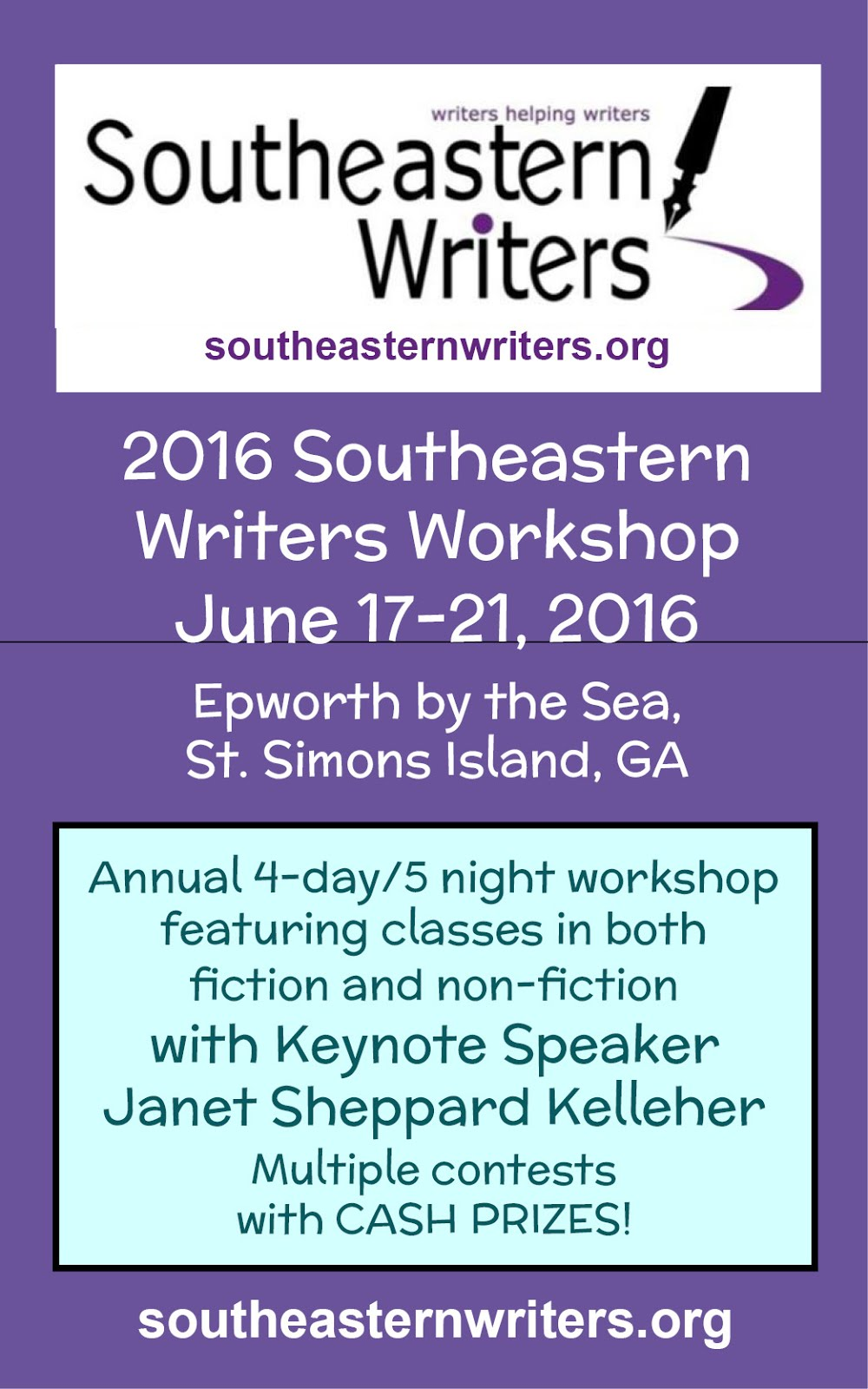 Southeaster Writers Conference