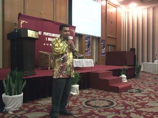 Mesyuarat Penyelarasan GM1M Kebangsaan : Sesi Pembentangan