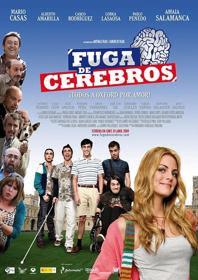 Fuga de Cerebros | 3gp/Mp4/DVDRip Latino HD Mega