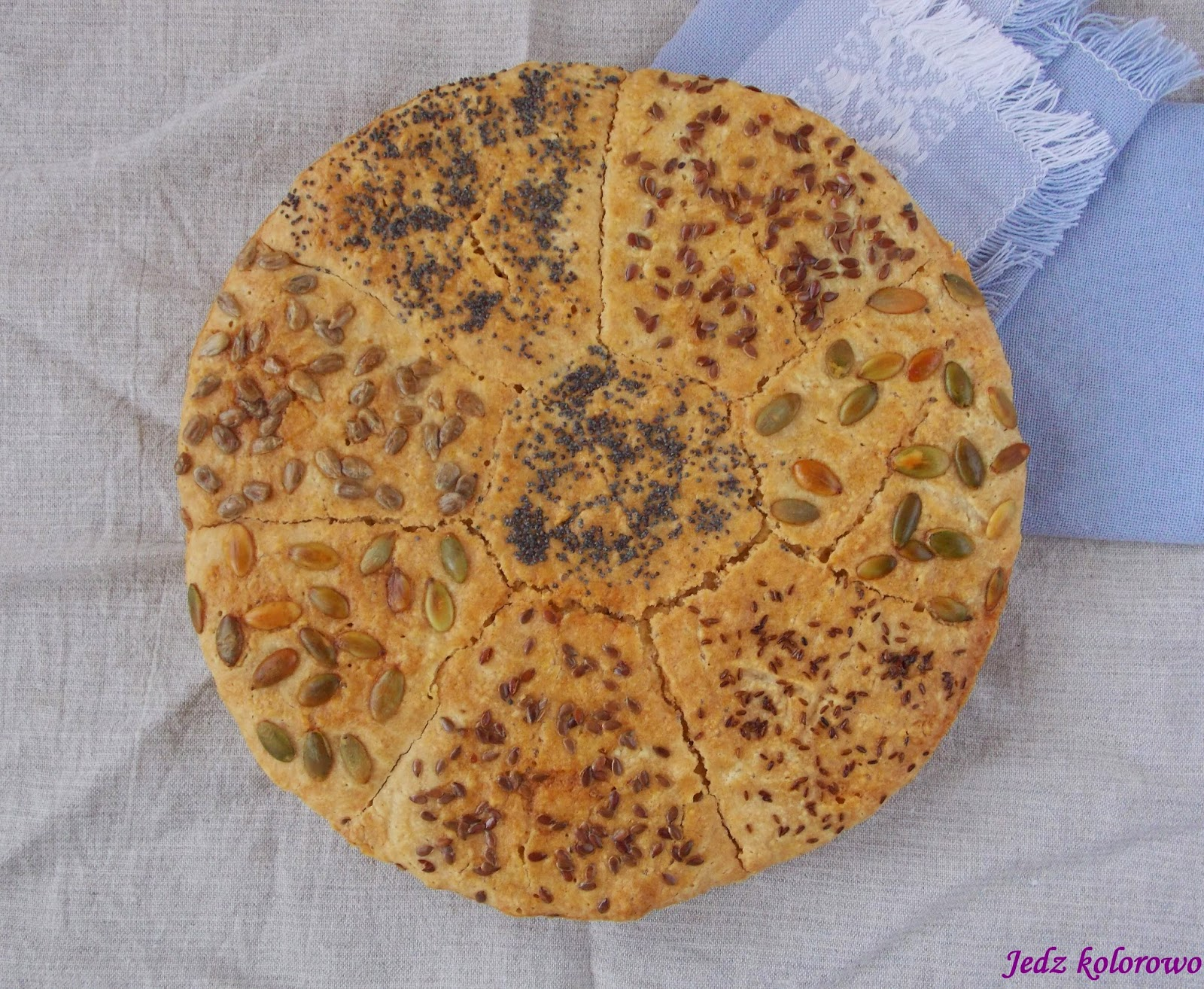 chleb do odrywania