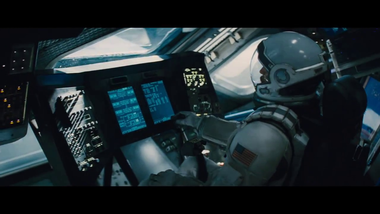 Interstellar (Movie) - Official Trailer - Trailer Song / Music