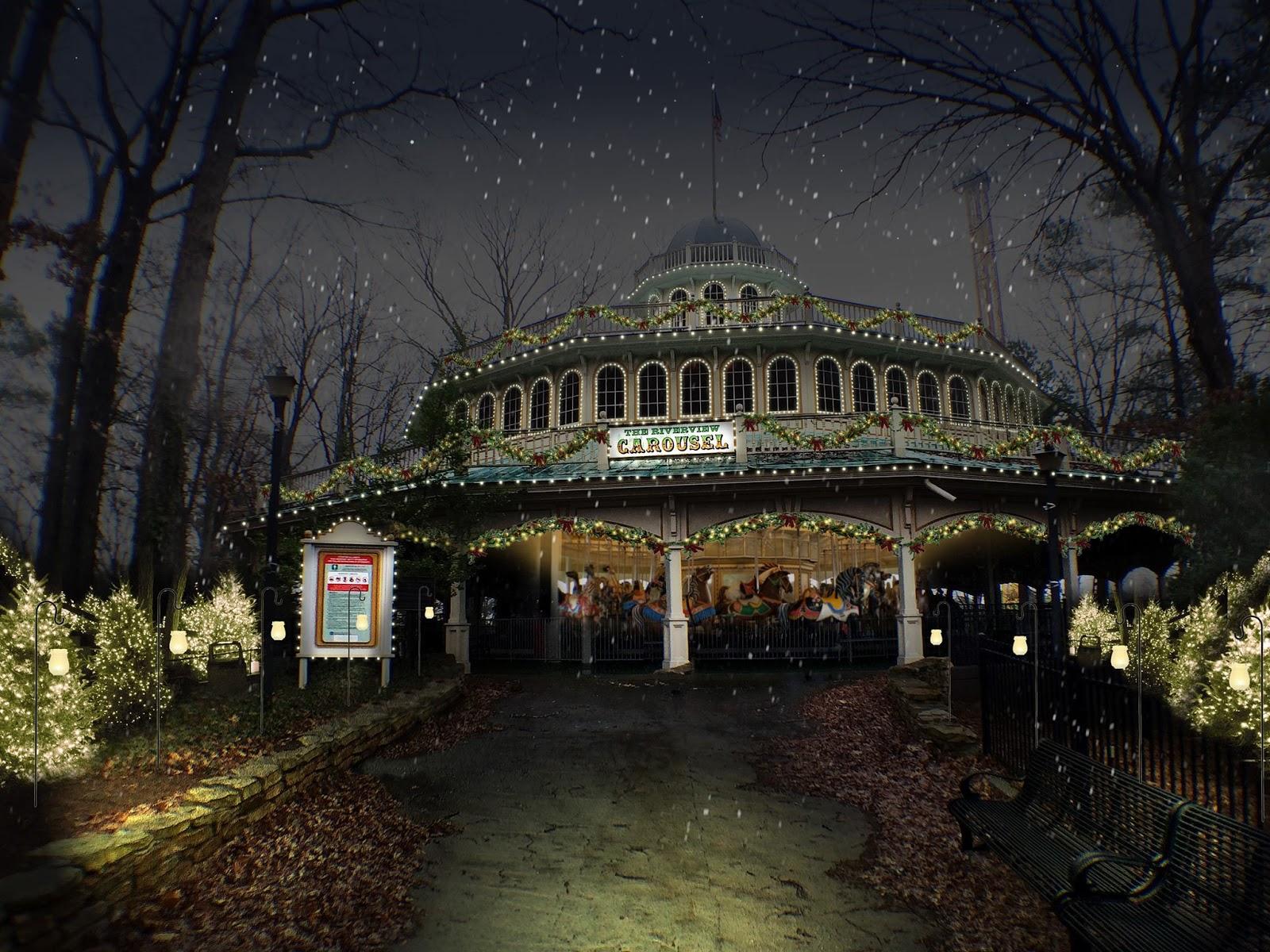 NewsPlusNotes: Six Flags Over Georgia Expands Into Christmas + ...