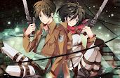 #5 Shingeki no Kyojin Wallpaper